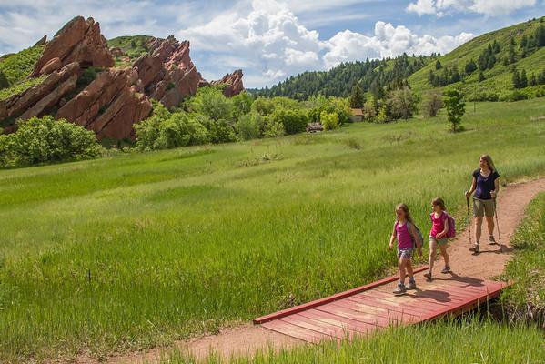 Roxborough Hike for Children