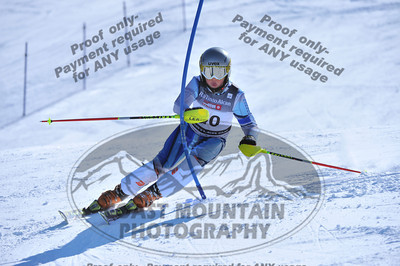 Whistler Cup 2012 - K1 Boys Slalom