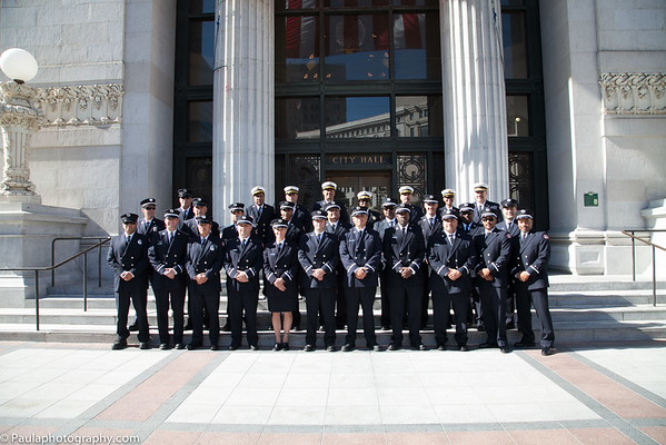 OFD FF Memorial Service & Employee Recognition