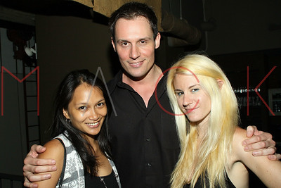"""NEW YORK - JUNE 24:  The cast party to celebrate the opening night of """"Smoke Em If You Got Em"""" at Johnny Utah's on June 24, 2010 in New York City."""