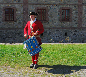 FORT LOUISBOURG - LOUISBOURG NS
