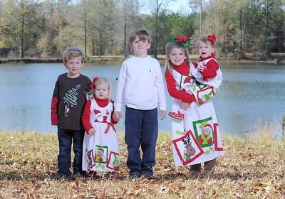 Lester family grand children