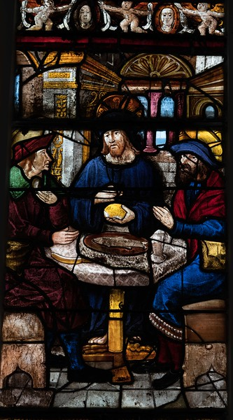 Berulle, The Last Supper