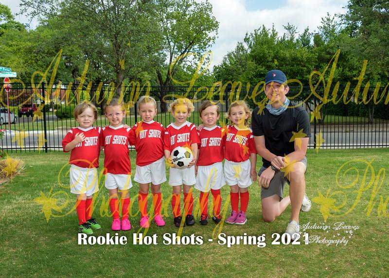 20210508 - # M1 Rookie Hot Shots