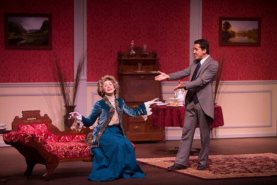 The Importance of Being Earnest (Fall '16)