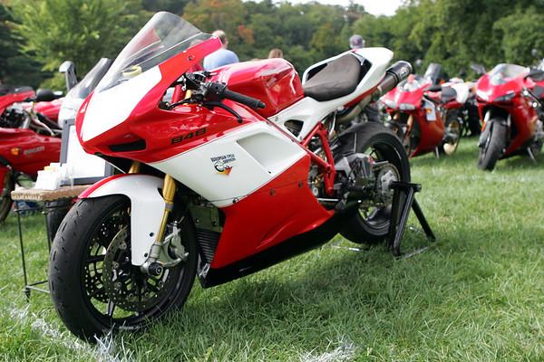 Larz Anderson Euro Bike show, Brookline, MA 13SEP09