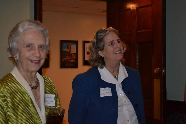 Chicago Alumnae Event November 2012