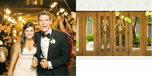 Stephenson Wedding photo book1.
