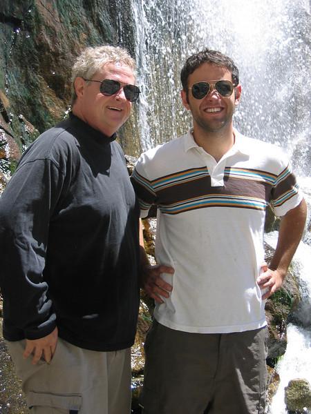 Doug and Buddy