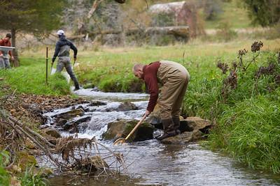 2019 UWL Biology Coon Creek Field Trip Ross Vander Vorste