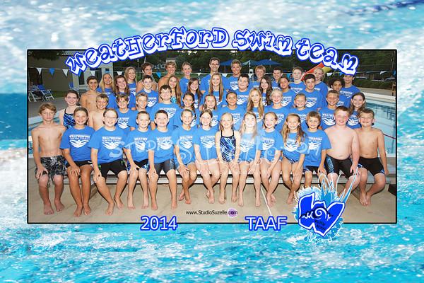 2014 Swim Season