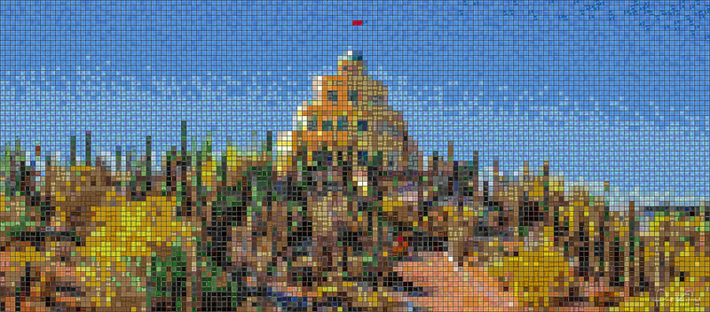 T Torvea Castle 9 x 4_mosaic.jpg