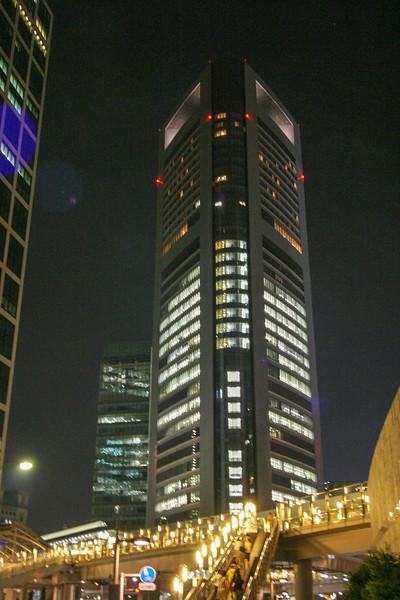 Tokyo Park hotel - August 2007