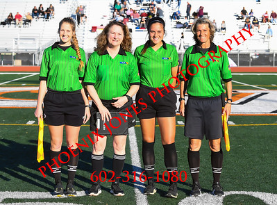 2-26-2020 - Hamilton v Chaparral - 6A Girls Soccer Final - Game