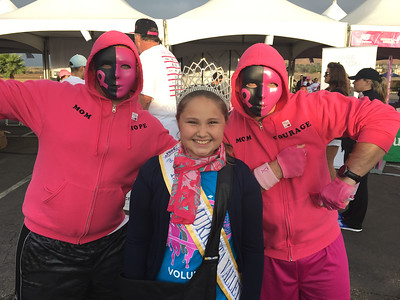 Susan G. Komen - Race for the Cure 2016