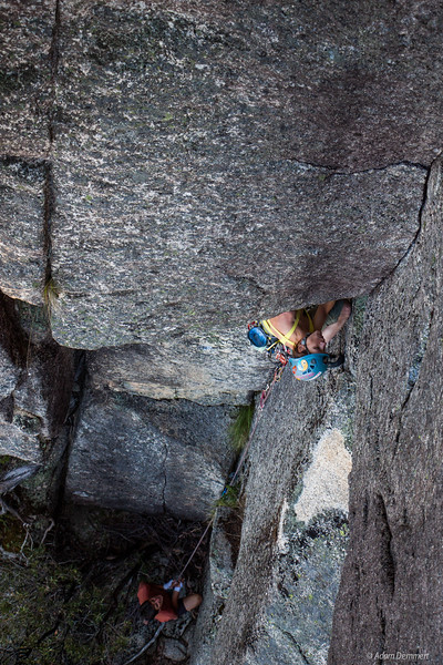 Cath on Silk and Satin, Mount Buffalo