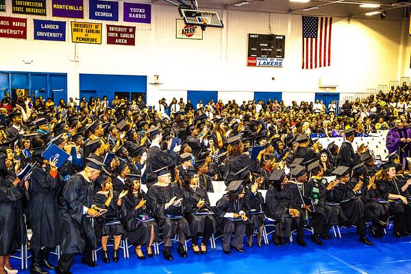 Clayton State's 9:00 Graduation
