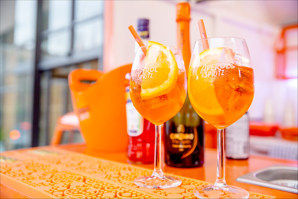 Thirst Aperol Activation
