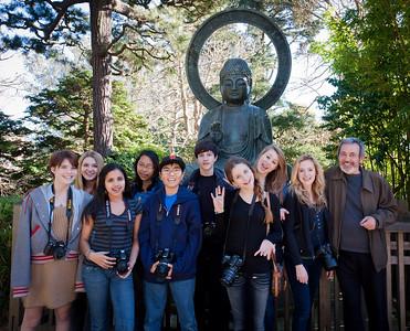 Field Trip to Golden Gate Park