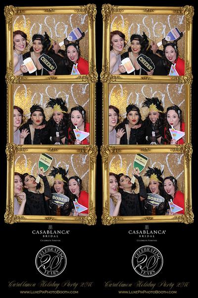 2017.12.16 Casablanca Bridal Holiday Party