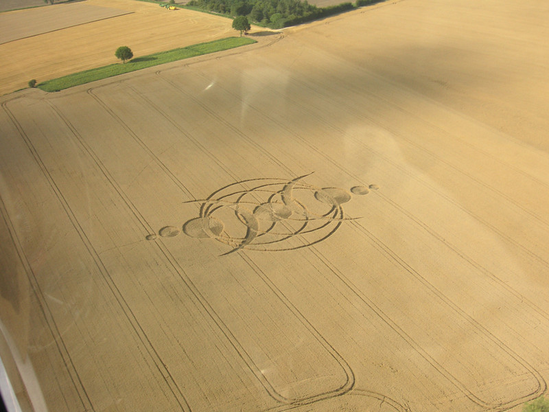 Crop Circles Aug05 - Near Lewknor