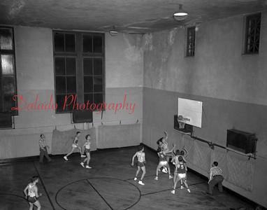 Basketball (1953 & 54)
