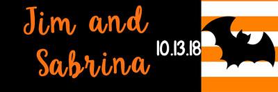 Jim and Sabrina 10.13.18