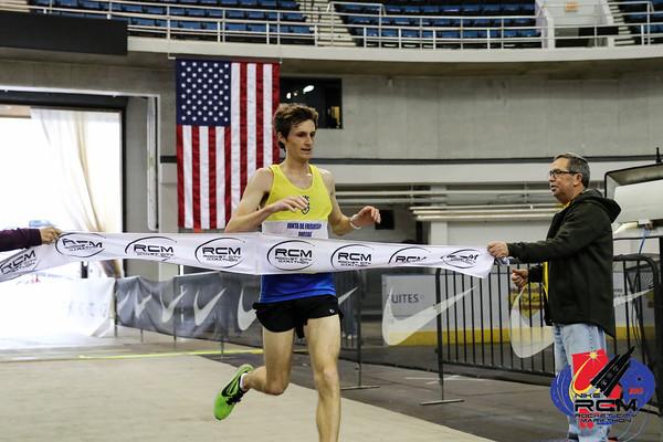 2015 Rocket City Marathon Finishline