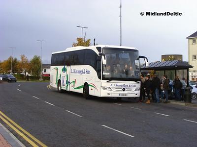 Portlaoise Buses, 23-10-2015
