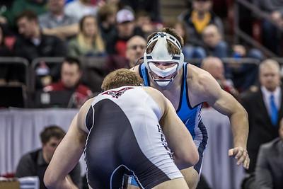 WIAA State Individual Wrestling Tournament, Div 2 , 2019
