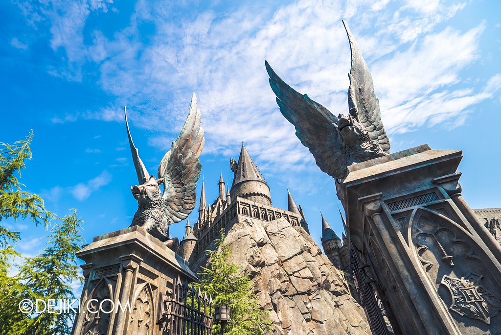 Universal Studios Japan - Harry Potter and the Forbidden Journey / Hogwarts Gates