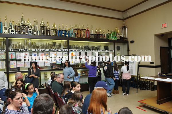 HICKSVILLE FD POSTER CONTEST WINNERS 2012