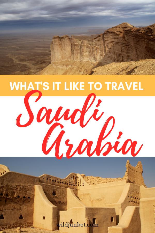 What It's Like to Travel Saudi Arabia as A Woman