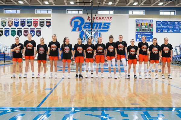 2-28-2020 Briar Woods vs Woodgrove Girls Basketball