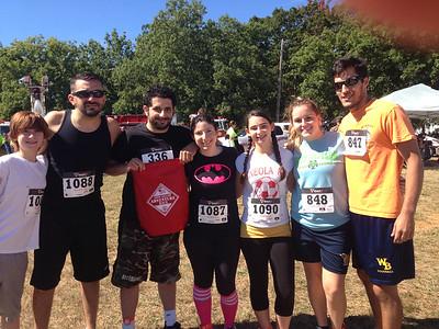 Mud Run 2014