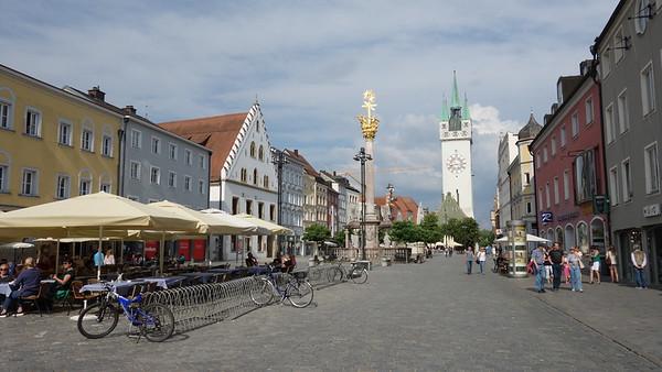 1 Regensburg to Deggendorf