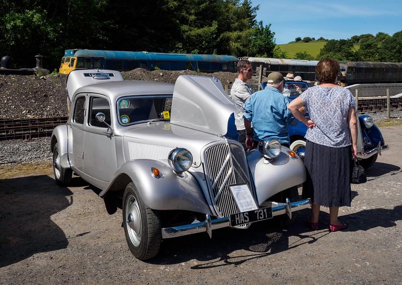 1956 Citroën 11B 'Traction Avant'