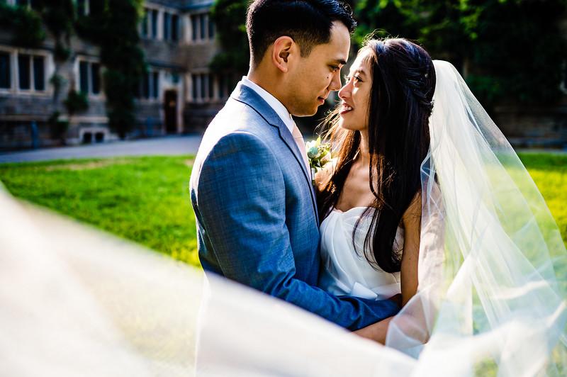 Chris and Teresa wedding