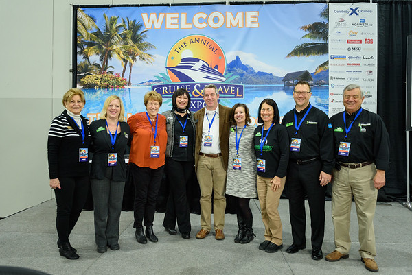 Cruise Planners Travel Expo