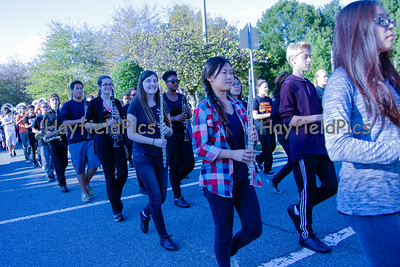 Homecoming Parade 10/16/15
