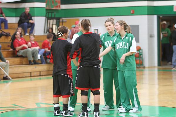 1/18/2011 Var Girls vs Ballinger