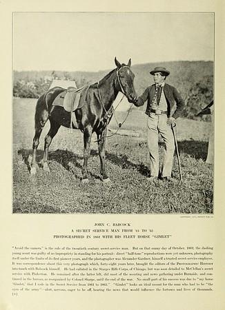 Photographic History of the Civil War - Volume 8 (Soldier Life; Secret Service)