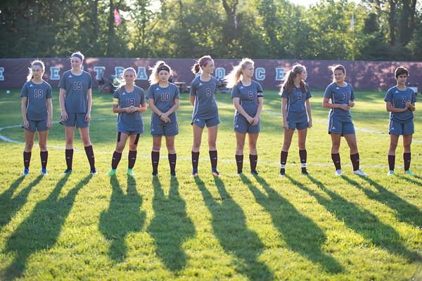 08-22-2018 Lady Bears Soccer vs Ben Davis