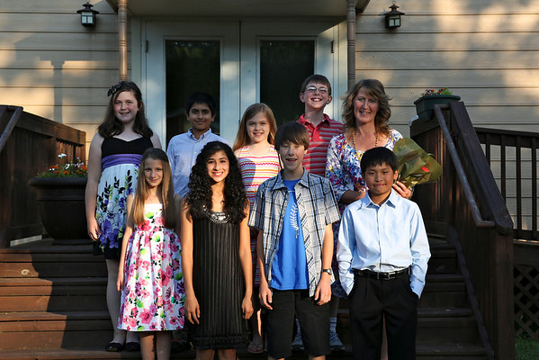 2012 Upper Elementary Graduation