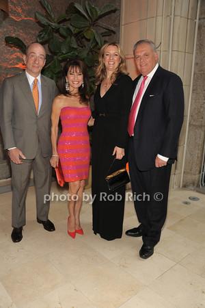 Dan Kurtz, Susan Lucci,  Maura Manning Comerford, Frank Comerford   photo  by Rob Rich © 2014 robwayne1@aol.com 516-676-3939