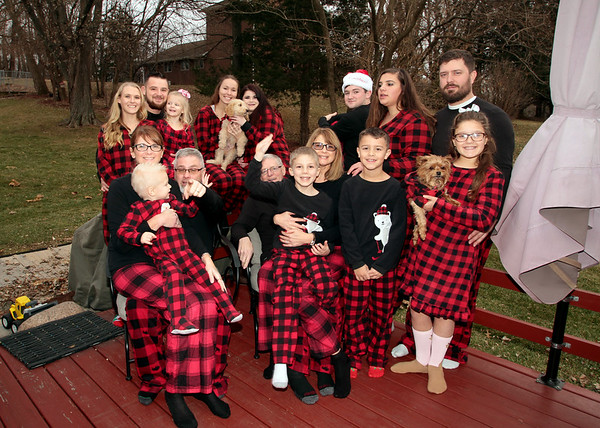 2019 Coker Family Christmas