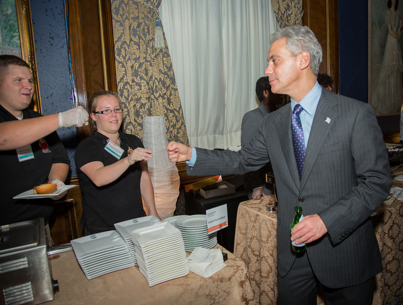 Rahm pounding it with client.JPG