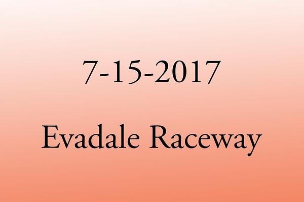 7-15-2017 Evadale Raceway 'G Body vs Fox Body'