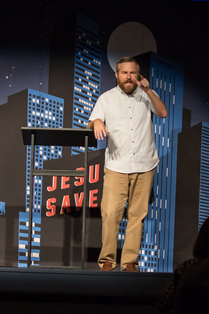 Jesus Saves Series #2 - 10.21.14