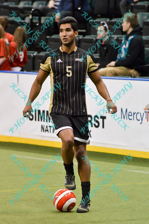 1/11/14-St. Louis Ambush vs Lindenwood Alumni